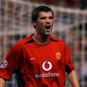 """Man Utd icon Roy Keane names two """"brilliant"""" Leeds legends as toughest he faced"""