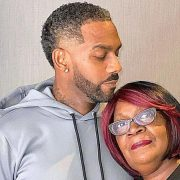 Richard Blackwood's heartbreak as mum dies in his arms after battle with cancer