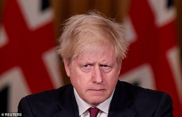 Boris Johnson has repeatedly said the UK will split from the EU without a deal on December 31 if the two sides cannot agree a trade deal