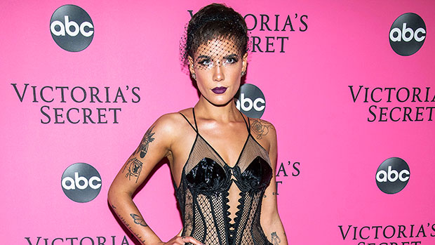 32 Stars Slaying In Sexy Lace Dresses For Any Season: Halsey, Kendall Jenner & More