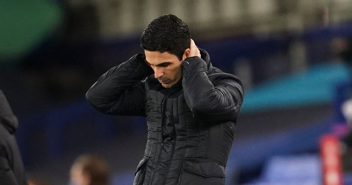Arteta's analyst went 'berserk' at Arsenal star multiple times in Everton defeat