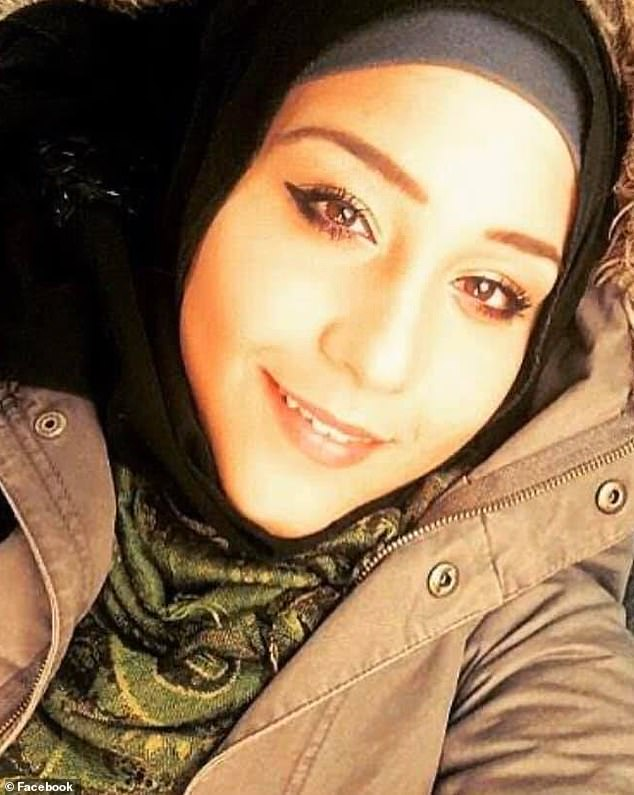 His daughter Ola Salem, 25, was found strangled in a Staten Island park in October 2019