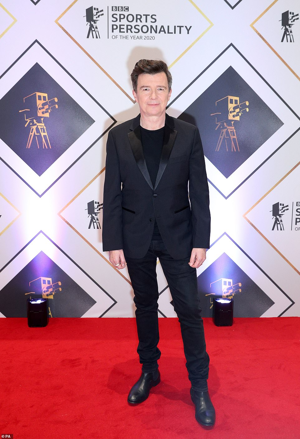 Eighties icon Rick Astley will be performing to a virtual crowd during this year's ceremony, which will also see a new award handed out - The Captain Tom: Young Unsung Hero