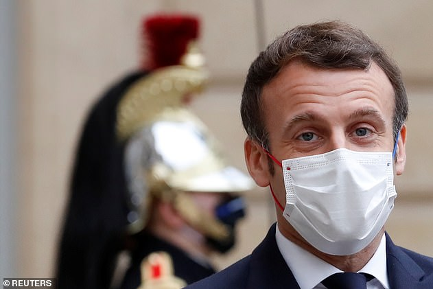 Emmanuel Macron has been warned the UK will not cave into his demands on post-Brexit fishing rights