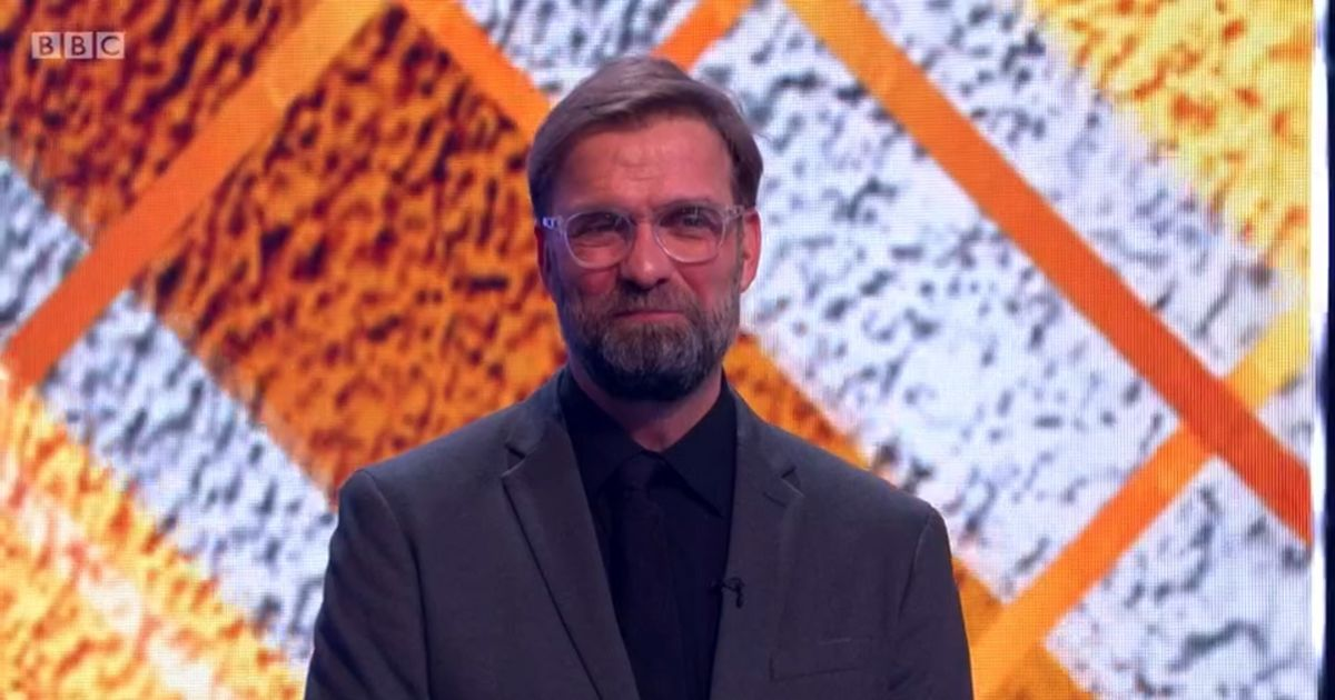 Klopp can't resist taking swipe at Man Utd as Liverpool win Team of the Year