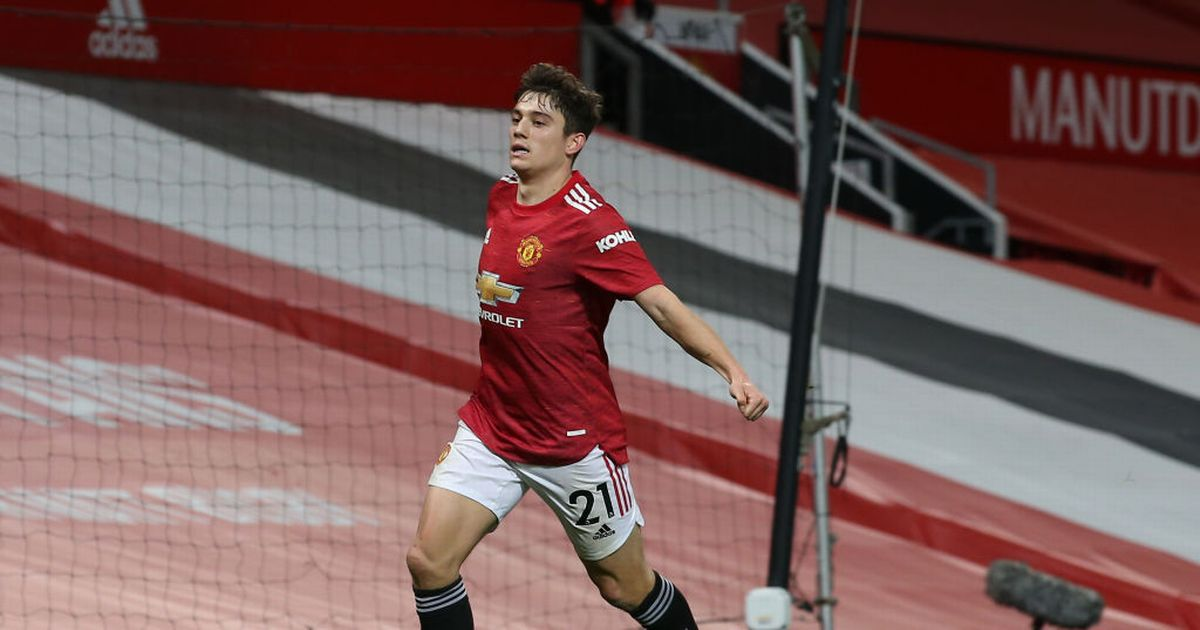 What Roy Keane noticed in Daniel James's Man Utd celebration during Leeds rout