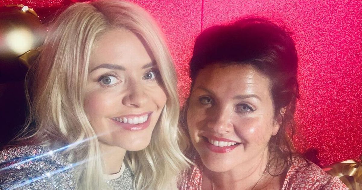 Holly Willoughby's sister heartbroken at spending first Christmas apart