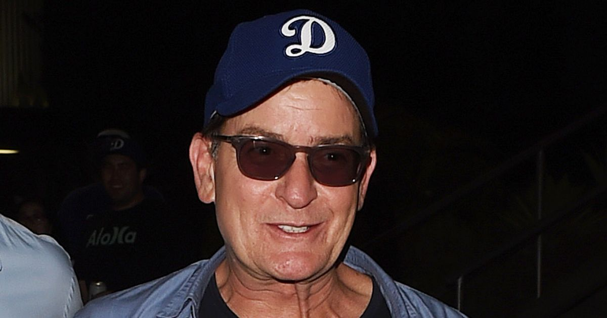 Charlie Sheen now – 'blacklisted, skint' and selling video messages for £300