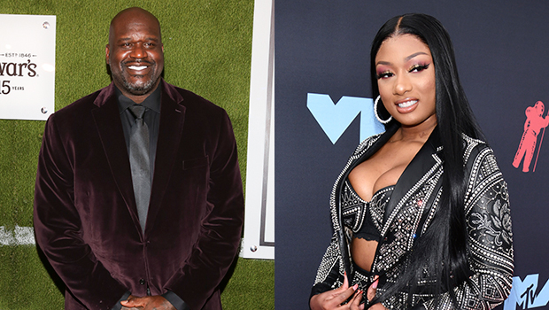 Shaq Finally Reveals Whether He Was Hitting On Megan Thee Stallion With 'Booty' Comment