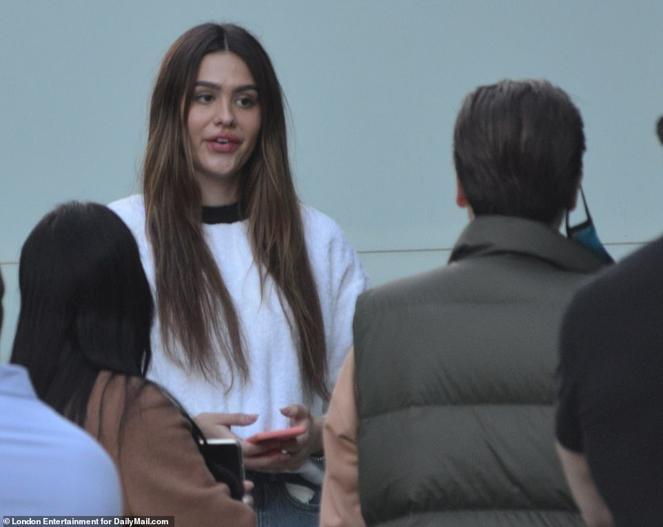 The 37-year-old Keeping Up With the Kardashians star viewed four mega-mansions around the luxury neighborhood of Holby Hills, all worth tens of millions of dollars