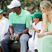 Tiger Woods' Kids Then & Now: See Sam, 13, & Charlie, 11, From Kids To Young Adults