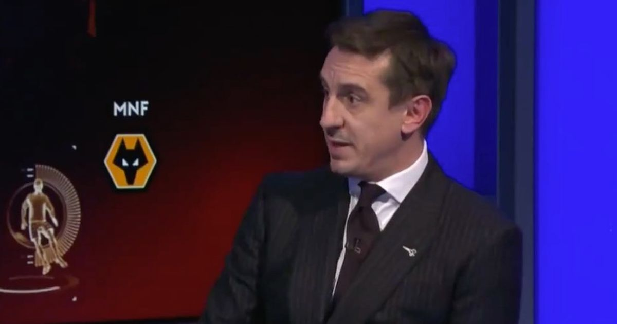 Neville refuses to change his mind over 'annoying' Man Utd vs Leeds commentary