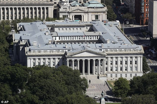 The Treasury Department doesn't know all of the activity the hackers engaged in or precisely what information was stolen