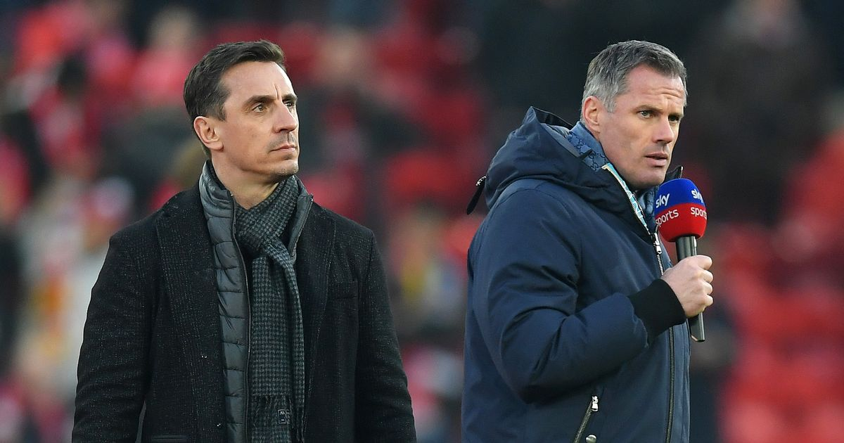 Carragher and Neville make their Premier League title and top four predictions