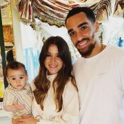 Pregnant Brooke Vincent hints she's expecting twins with cryptic post