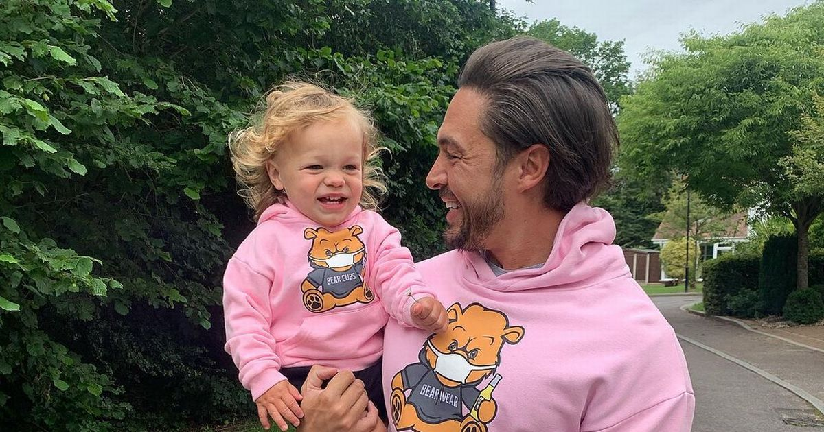 Mario Falcone vows to teach son it's okay to cry following his own suicide bid