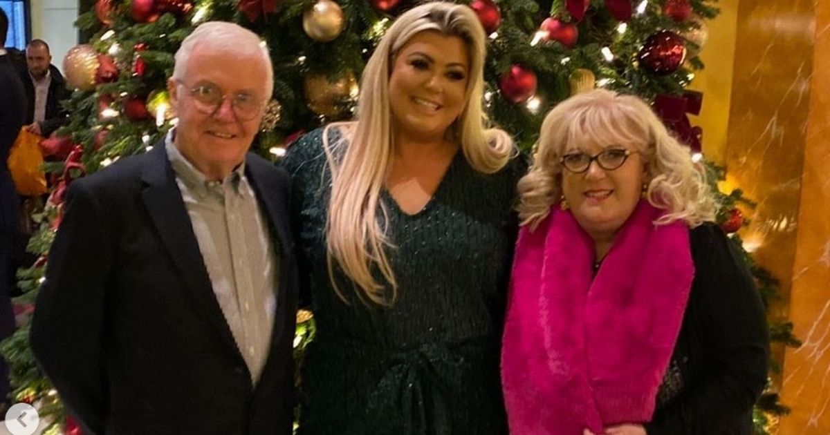 Gemma Collins 'petrified' as coronavirus leaves parents 'extremely unwell'