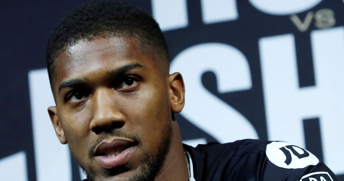Anthony Joshua addresses Tyson Fury's failed drug test ahead of £200m mega-fight