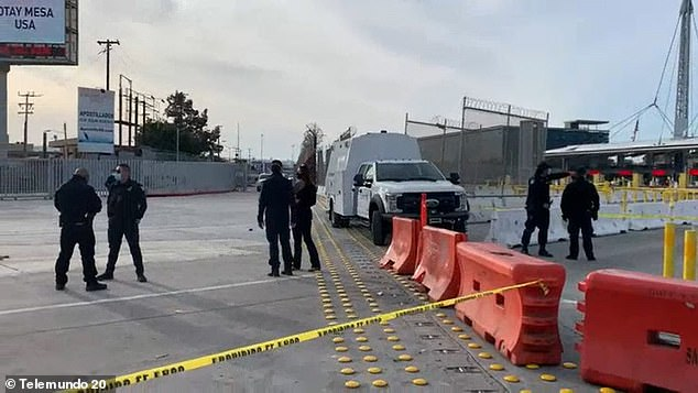 A spokesperson for the California Highway Patrol (CHP) confirmed to DailyMail.com that the driver of the sedan was pronounced dead at the scene.