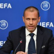 UEFA president calls for greater support from Governments to tackle racism