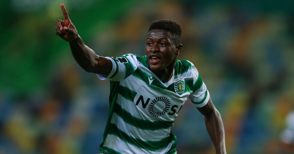 Man Utd and Liverpool dealt transfer blow in bid to land Sporting Lisbon ace