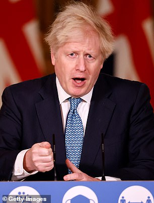 After a pointless press conference on Monday evening, Boris Johnson is said to be drawing up plans to send extra testing capacity to the Port of Dover in a bid to end chaos brought about by France's travel ban