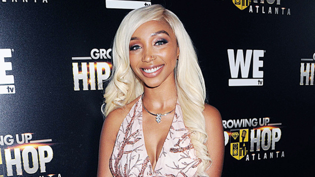 Tiny & T.I. Reveal How Daughter Zonnique Is Doing 1 Week After She Gives Birth & What Baby Will Call Them