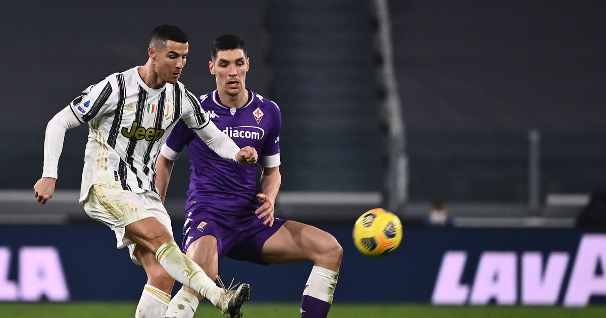 Man Utd and Tottenham 'in transfer battle' for Fiorentina defender Milenkovic