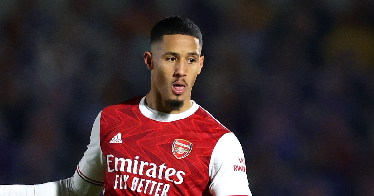 Saliba's absence from Arsenal vs City explained despite being eligible to play