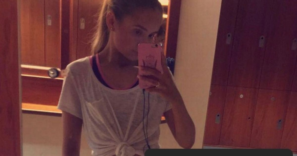 Molly-Mae Hague looks unrecognisable as she shares 'underweight' throwback snap
