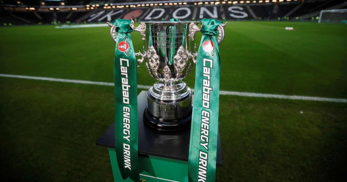 Carabao Cup draw live as semi-final fixtures decided after Everton vs Man Utd