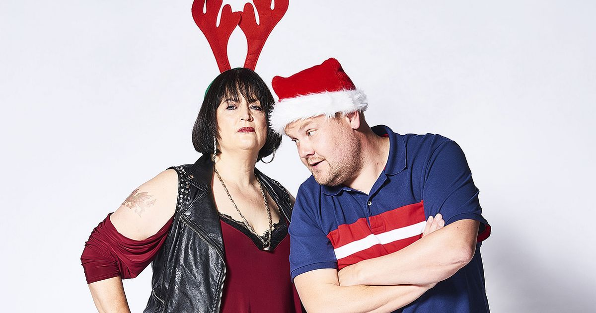 Gavin & Stacey Special hastily re-edited over Fairytale of New York backlash