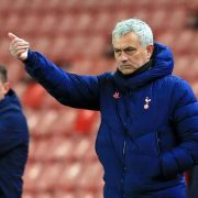 Mourinho on course to repeat familiar trick as Spurs see off Stoke in League Cup