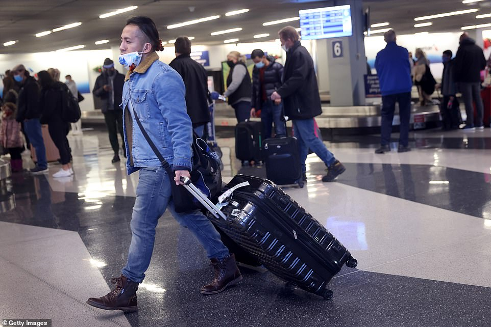 The Centers for Disease Control and Prevention issued guidance last month that discouraged travel and urged those who need to travel to acquire coronavirus tests before and after their journey (Chicago)