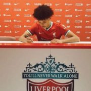 Liverpool secure first January transfer as teenage star completes switch