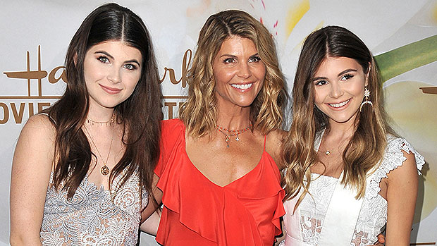 Lori Loughlin's Daughters Olivia Jade & Isabella 'Copy' Their Mom's Classic 'Full House' Hairstyle