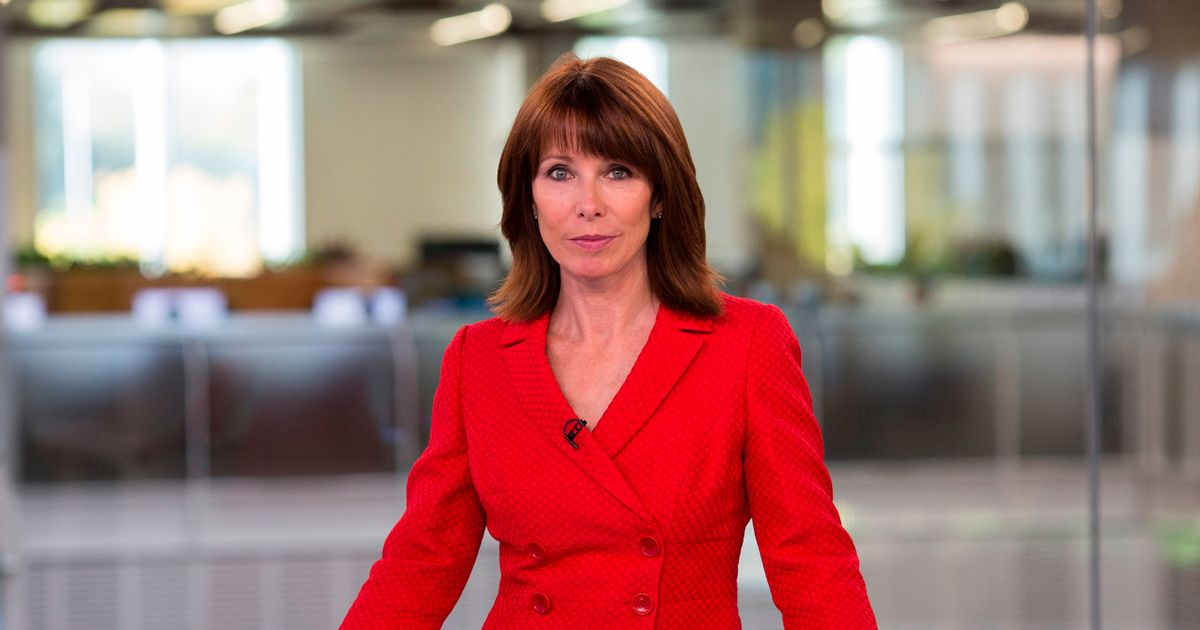 Kay Burley breaks silence to plug The Chase as she quarantines over Xmas