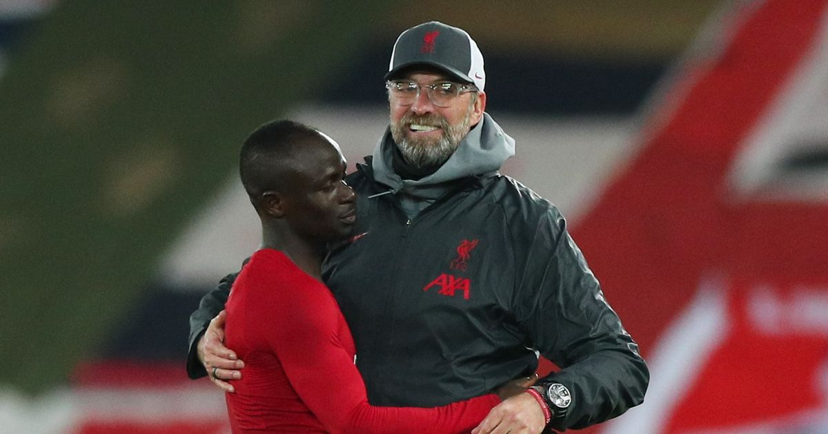 "Jurgen Klopp jokes he'd have ""lost everything"" with bet on Sadio Mane"