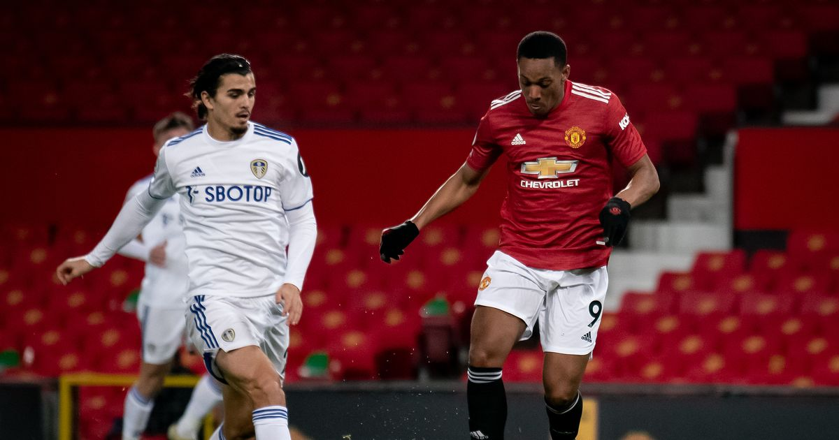 "Bielsa points out ""impossible"" Martial moment from Man Utd's thumping of Leeds"