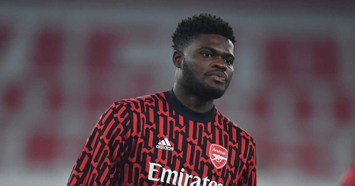 Arsenal provide injury update on three stars for Chelsea clash including Partey