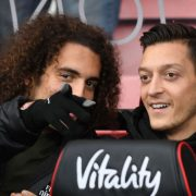 Matteo Guendouzi responds to Mesut Ozil's 'underrated' comments