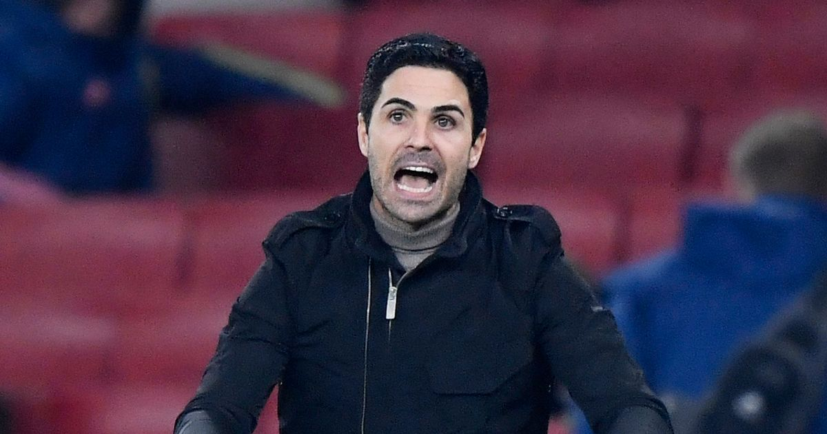 "Arsenal warned they are ""in freefall"" under Arteta amid calls for Tuchel"