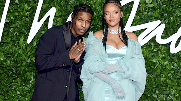 Rihanna 'Invited' A$AP Rocky To Spend Holidays With Her In Native Barbados As They Get 'More Serious'