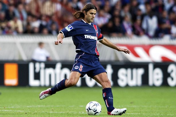 Mauricio Pochettino during his time at PSG