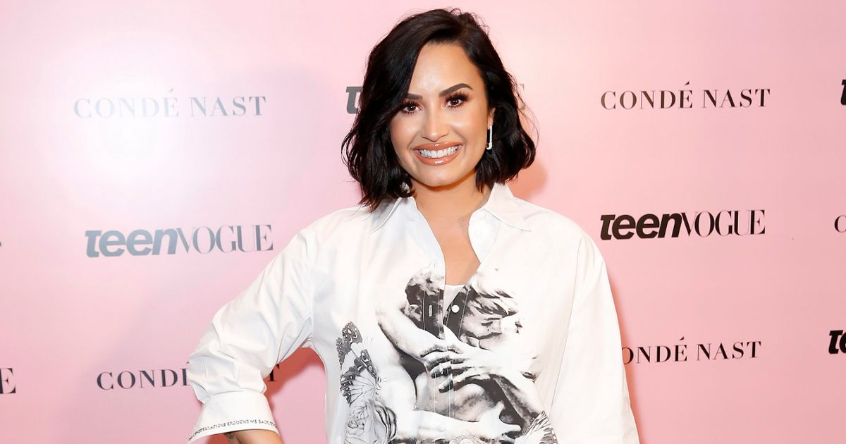 Demi Lovato's empowering post about body confidence and fighting eating disorder