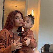 Kylie Jenner fans divided over daughter Stormi's 'mini me' Prada bag