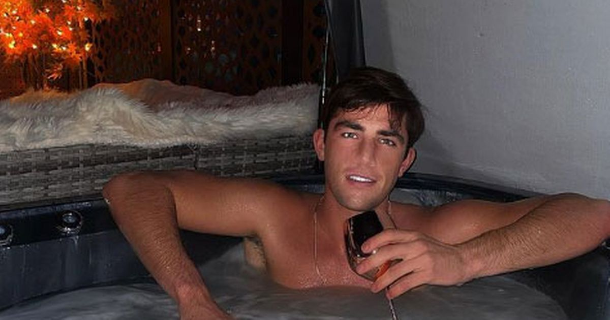 Jack Fincham and Chloe Brockett spark romance rumours with steamy hot tub snaps