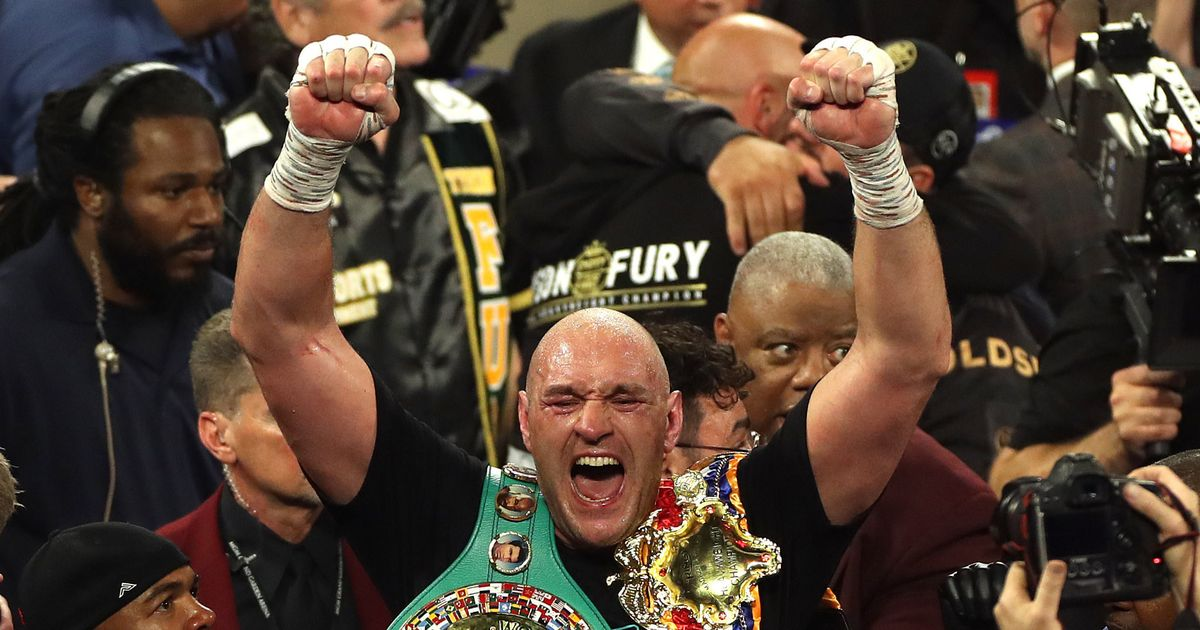 Barry McGuigan's year in boxing review and best fights to come in 2021