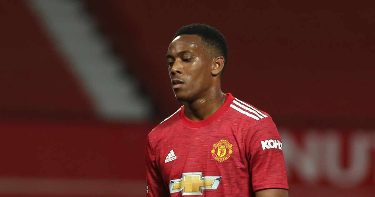 "Solskjaer admits Martial confidence was ""bruised"" from early season incident"