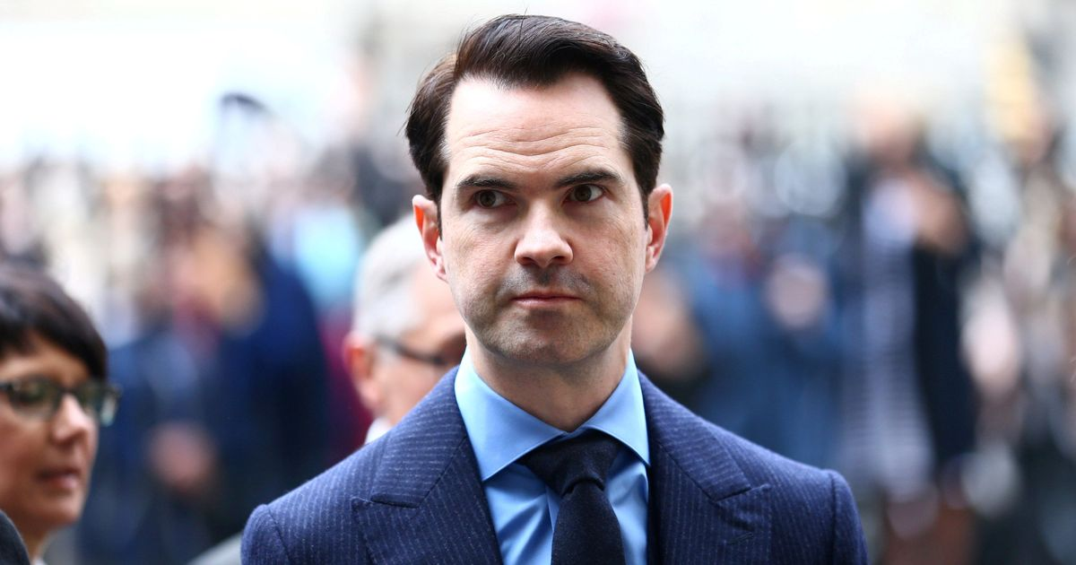 Jimmy Carr feared his tax dodging behaviour would end his career